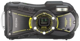Ricoh WG-20 ( 14.48 Megapixel,5 -x opt. Zoom (2.7 Zoll Display) ) -