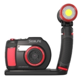 Sealife SL744 DC2000 Pro Light Kamera-Set schwarz/rot -