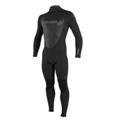 O'Neill Wetsuits Herren Neoprenanzug Epic 5/4 mm Full Wetsuit, Black, L, 4217-A05 - 1